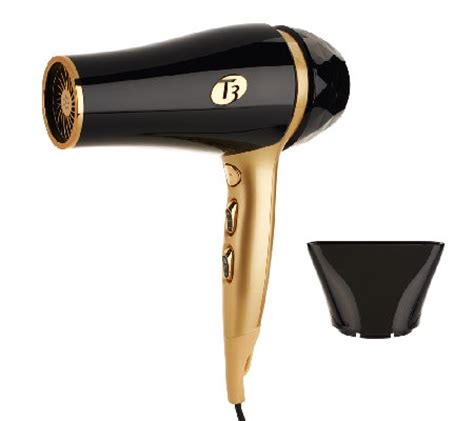 Hair Dryer Qvc t3 featherweight 2 high performance hair dryer qvc