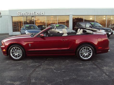 Used Ford Mustang Convertible by 2014 Ford Mustang Convertible Stock 1541 For Sale Near