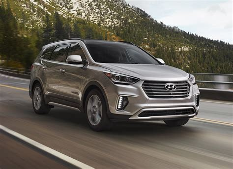 Fuel Efficient Affordable Cars by Explore In Confidence And Comfort With The 2017 Santa Fe