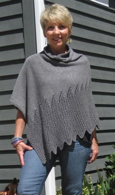 knit poncho pattern free best 20 knit poncho ideas on knitted
