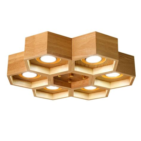 beautiful gallery wood ceiling light ozsco com