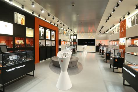 design concept uae time art watch store by retail access abu dhabi united