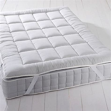 pillow top bed cover mattress topper bed pad cover hypoallergenic soft pillow