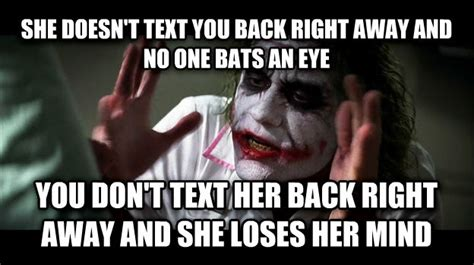 Text Back Meme - livememe com joker mind loss