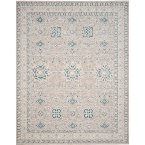 10 Ft Gray Blue Rugs by Safavieh Archive Grey Blue 8 Ft X 10 Ft Area Rug Arc671a