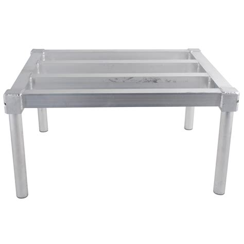 Aluminum Dunnage Rack by Channel Mfg 24 Quot Aluminum Dunnage Rack Kitchen