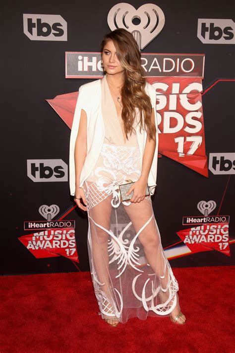 SOFIA REYES at 2017 iHeartRadio Music Awards in Los ... Iheartradio Awards 2017