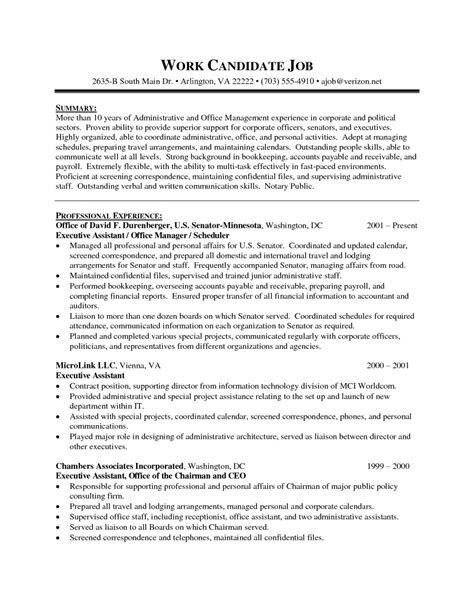 store administrative assistant resume examples created by pros
