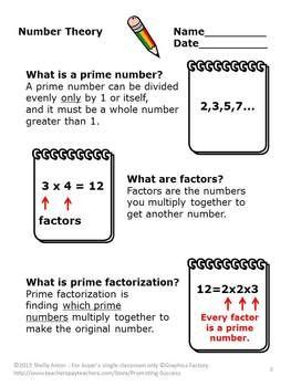number pattern theory 73 best homeschool images on pinterest prime