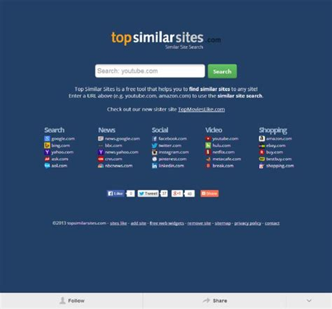 design by humans similar sites top similar sites directory search css showcase
