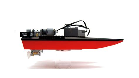 lego boat propeller lego expert builds incredible rc boat with 3d printed