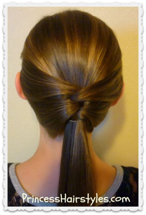 quick and easy hairstyles in a ponytail 3 quick and easy ponytail hairstyles hairstyles for