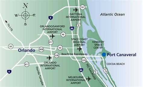 port canaveral florida our locations shipping services