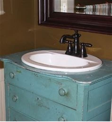 diy bathroom sink cabinet 28 ways to refresh your bath on a budget dresser sinks