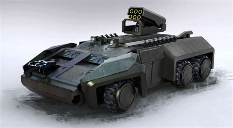concept armored vehicle concept cars and trucks concept vehicle by kemp