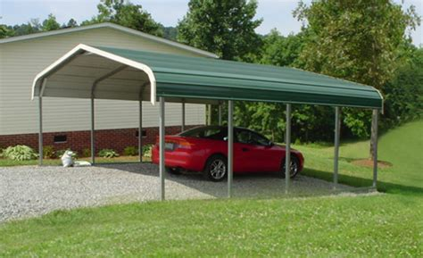 building garages and carports