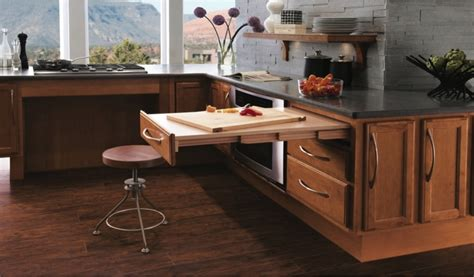 pull kitchen cabinets for the disabled accessible kitchens south shore cabinetry