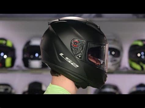 T V Motorradhelm Test by Ls2 Citation Helmet Review At Revzilla