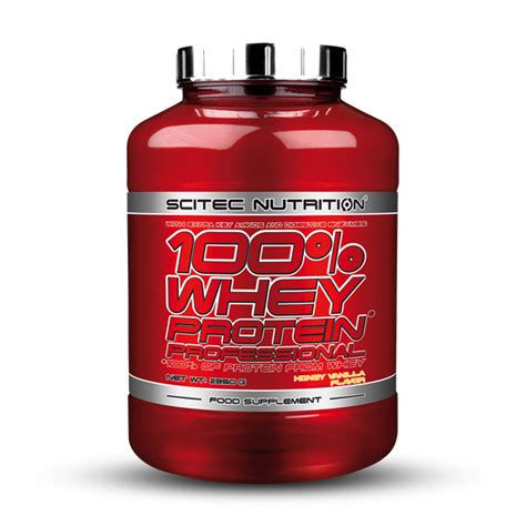 Whey Protein Jakarta Scitec Indonesia 100 Whey Protein Professional