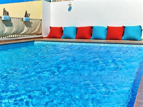 nice pool rooftop pool overlooking the mediterranean le meridien