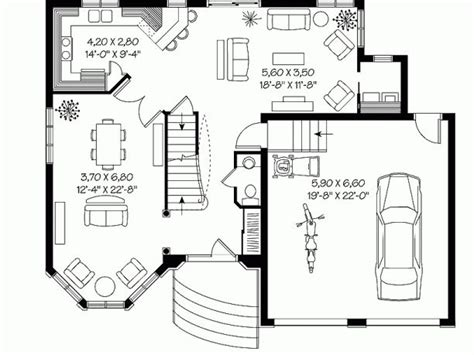 second empire house plans second empire home plan residing pinterest