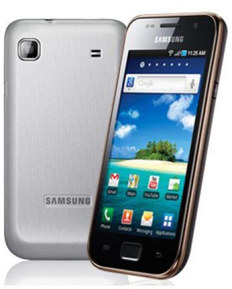 samsung galaxy sl i9003 techorz samsung i9003 galaxy sl white