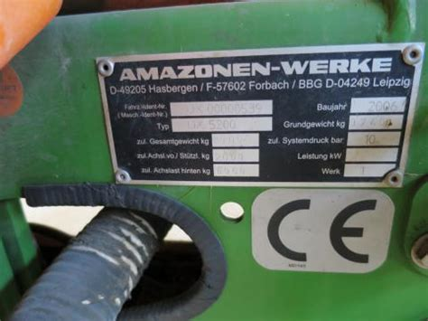amazone ux 2000 v 20 mp prodej tažen 233 ho postřikovače amazone ux 5200 postřikovač