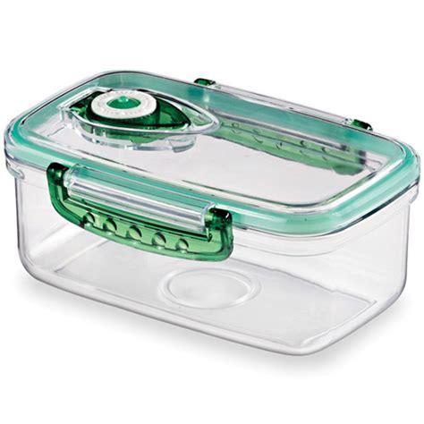 freshvac pro vacuum food storage container 2 7 c in - Vacuum Storage Container