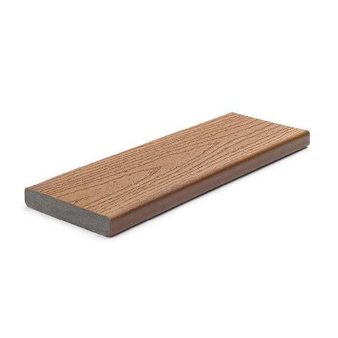 Composite Decking Comparison Reviews by Shop Trex Enhance 16 Ft Dune Composite Deck Board At