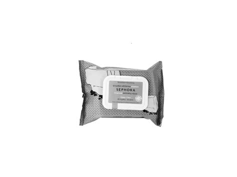Sephora Cleansing Wipes 25 Wipes sephora collection charcoal exfoliating wipes 25 wipes