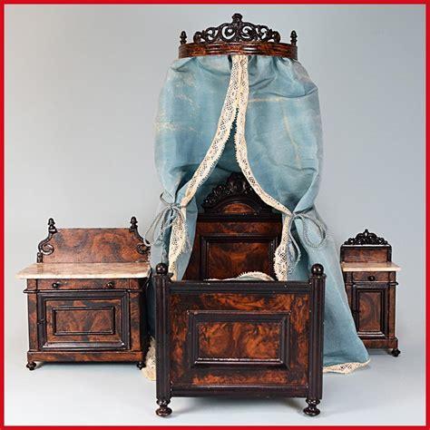 antique bedroom suites antique german dollhouse rock graner 3 pc bedroom suite