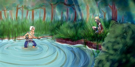 anime film waldgeist first meeting soul eater waldgeist au by eisschirm on