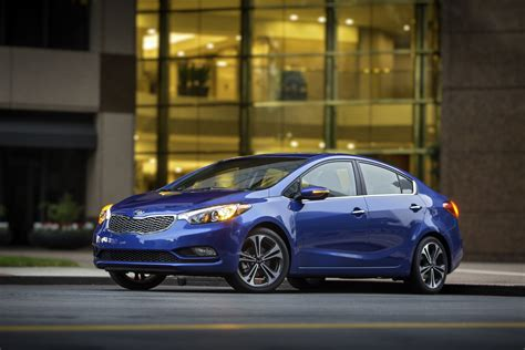 Is The Kia Forte A Car 2016 Kia Forte Review Ratings Specs Prices And Photos