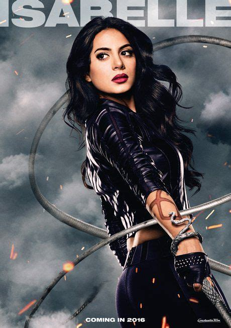 izzy televisin isabelle lightwood shadowhunters coming in 2016 the