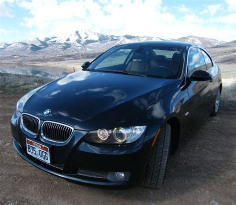 purchase used 2008 335xi coupe awd manual in park city utah united states