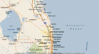 map jupiter florida map of jupiter