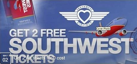 facebook scam southwest airline giving   airline   families