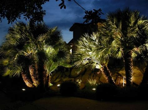 Palm Tree Lights Outdoor 40 Ultimate Garden Lighting Ideas