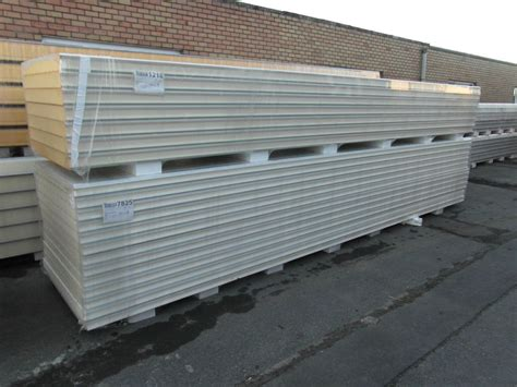 Freezer Walls cold cool room panels b grade 80mm 100mm 120mm thick ebay