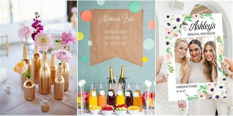 bridal shower decoration ideas 50 best bridal shower ideas themes food and