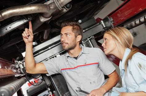 how to get a trained service automotive service technician 310s mohawk college