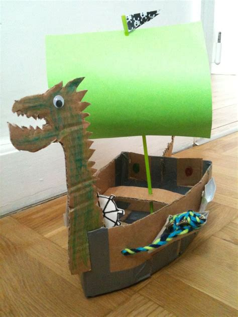 viking boats lesson 11 best vikings art project for kids images on pinterest