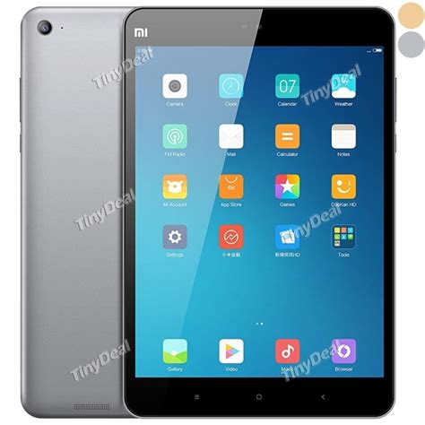 Tablet Xiaomi Mipad 16gb xiaomi mipad 2 7 9 android 5 1 z8500 2gb 16gb tablet pc etc 494753 tinydeal