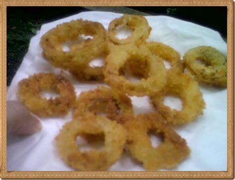 resep membuat onion ring crispy crispy onion rings