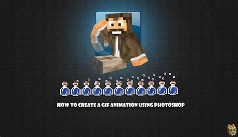 minecraft animation creator homeminecraft how to create a gif animation minecraft blog
