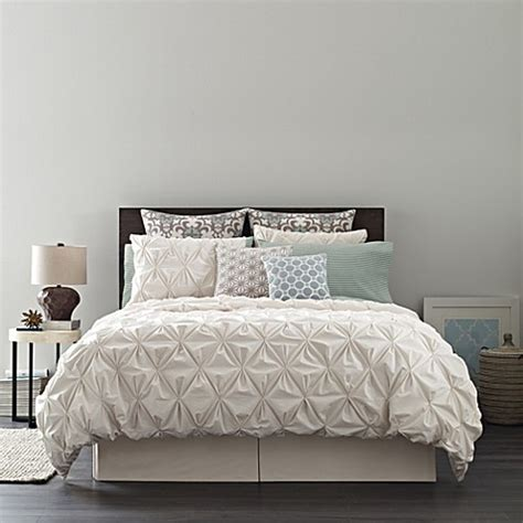 real simple coverlet real simple 174 jules collection duvet cover bed bath beyond