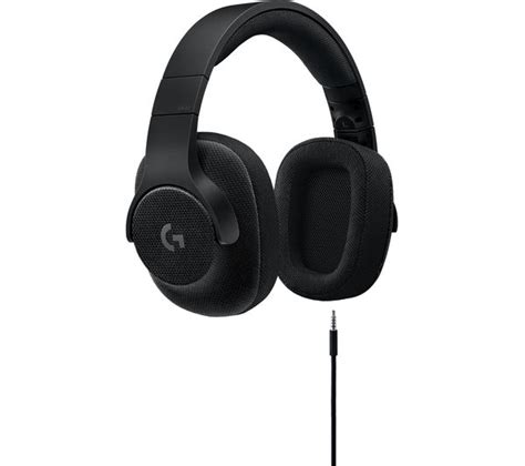 Logitech G433 7 1 Gaming Headset buy logitech g433 7 1 gaming headset black free