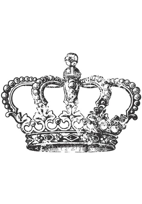 iron crown tattoo simplicity creative crown home decor iron on