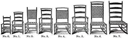 Where To Buy Upholstery Tacks Shaker Workshops 187 Shaker Chair Tape Weaving Instructions