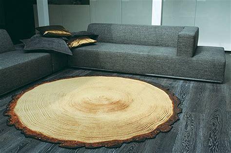 woody wood rug 26 creative weird rugs and carpet designs designbump